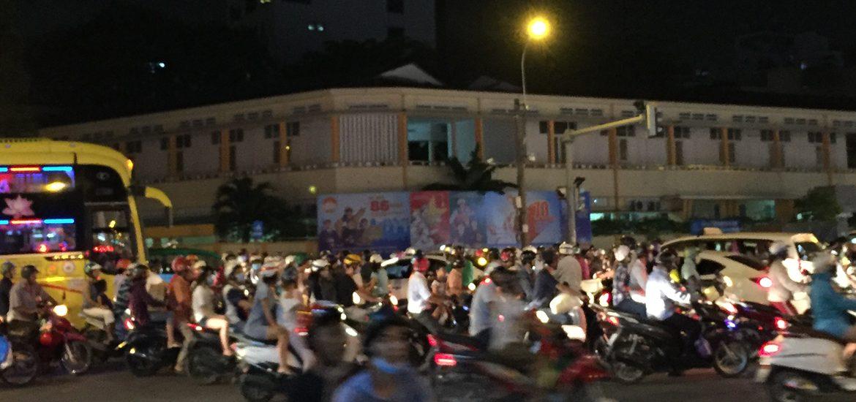 Ho Chi Minh City banner